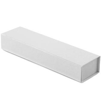 White Glossy - 8 x 2 x 1-1/4