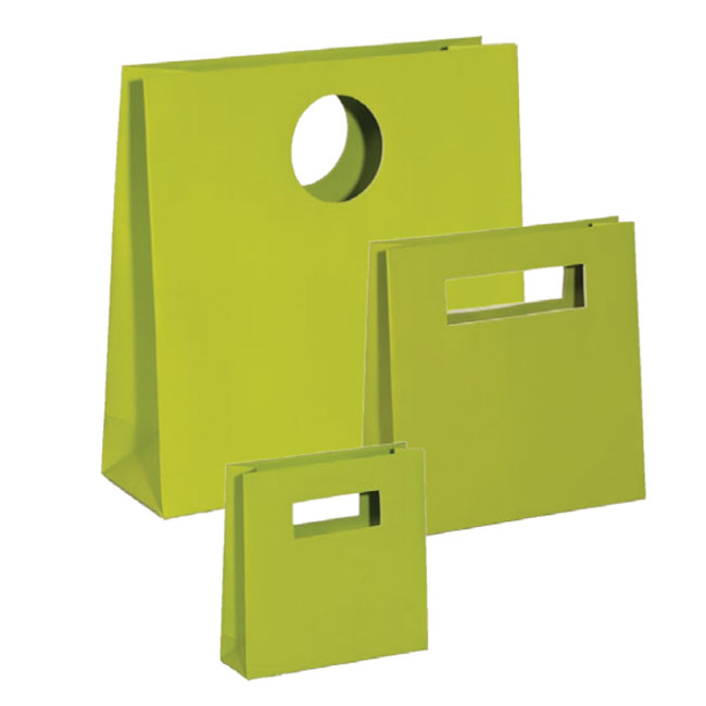 Green Matte Laminated - Assorted Sizes