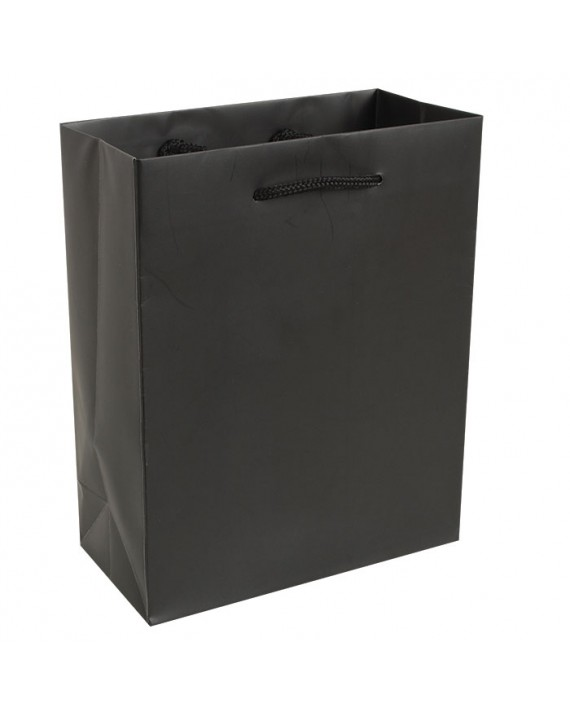 Stone Paper Euro Tote - Black - Assorted Sizes