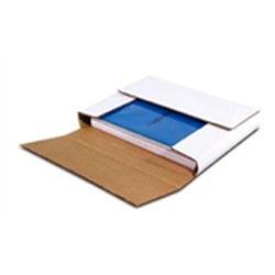 Mailer Boxes - Corrugated Book-Fold, Adjustable Depth